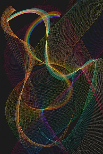 Geometria #143 von Dietmar Meinhardt