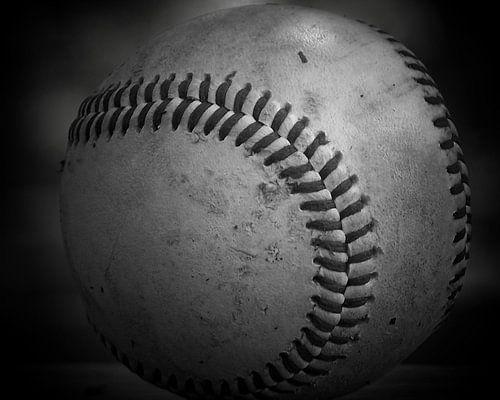 Baseball  BW sur