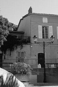Street view in Saint-Tropez van