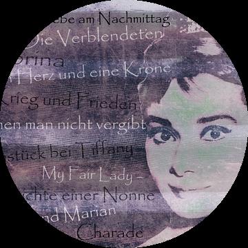 Legends - Audrey Hephurn van Christine Nöhmeier