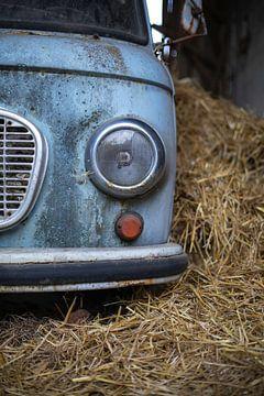 Der verlassene Lieferwagen von Ben van Sambeek