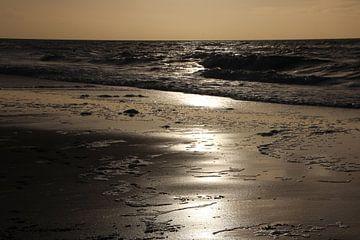 zeegezicht von Hans van Otterloo