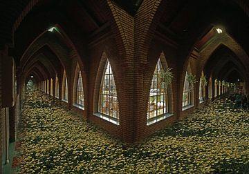 Klooster Paschalis van Henk Speksnijder