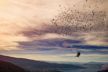In der Luft stehend von Ralf Onvlee