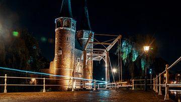 Oostpoort Delft van Paul Poot