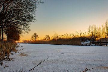 Winterweer in Nederland van Gert-Jan Kamans