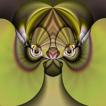 Phantasievolle abstrakte Twirl-Illustration 83/15 von PICTURES MAKE MOMENTS