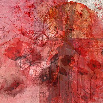 Zomerrood van Yolanda Bruggeman