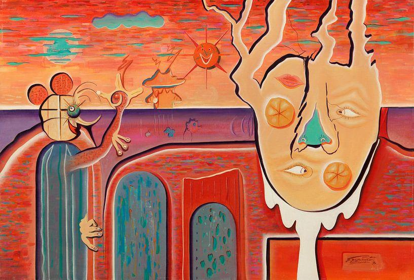 Der Große und der Kleine van Silvian Sternhagel