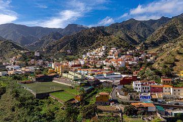 Pueblo de Vallehermoso
