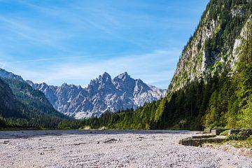 Gries im Wimbachtal bei Ramsau im Berchtesgadener Land von Rico Ködder