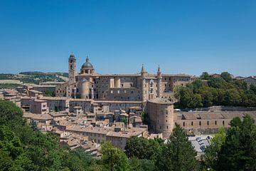 Das schöne mittelalterliche Urbino