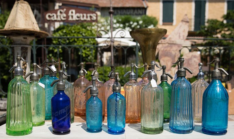 Message in a bottle en France van Jacques Jullens