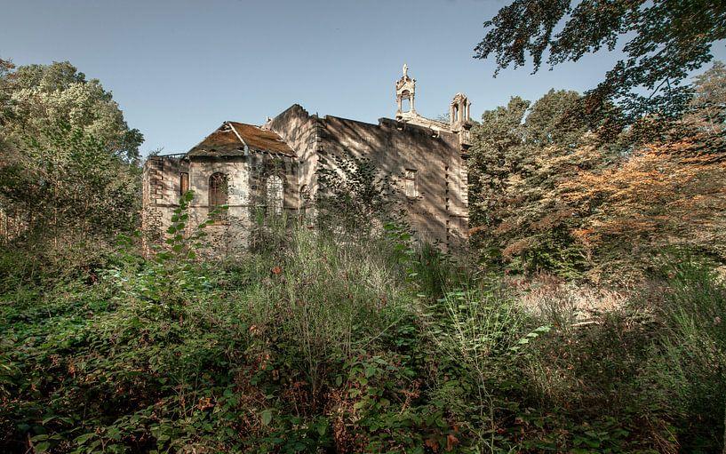 Alte Ruinen von Klosterkirchen von Olivier Photography