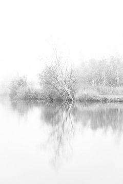 Gelassenes Schweigen von Christel Bekkers