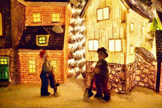 Kerstmis. van Lex Boon