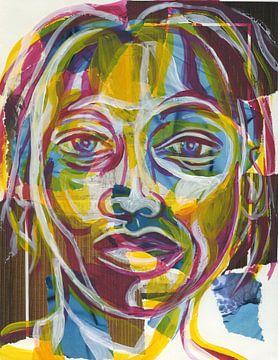 Magie Gesicht von ART Eva Maria