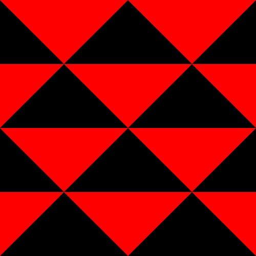 schwarz und rot van