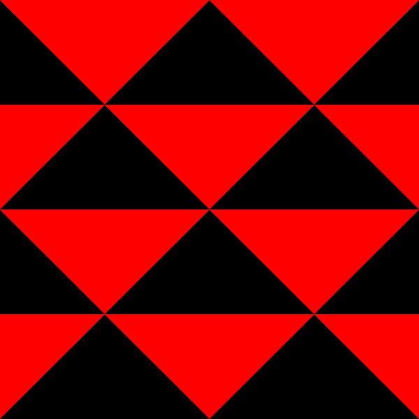 schwarz und rot sur Falko Follert
