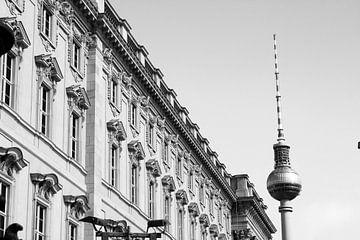 Alexanderplatz I von Jacob Perk