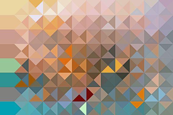 Driehoek 04 van Marion Tenbergen