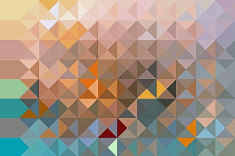 Triangle  04 von Marion Tenbergen