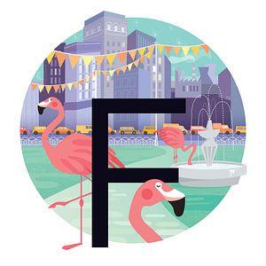 F: Flamingo Festival van Hannahland .
