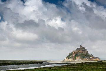 Le Mont Saint-Michel von Ab Wubben