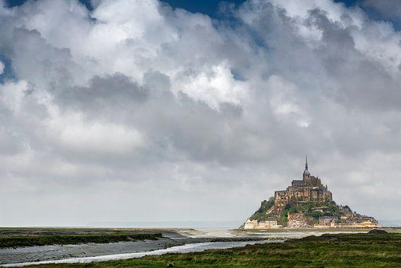 Le Mont Saint-Michel van Ab Wubben
