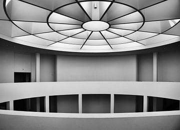 Pinakothek Der Moderne, München von Peter van Eekelen