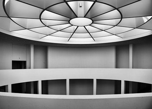 Pinakothek Der Moderne, München van Peter van Eekelen