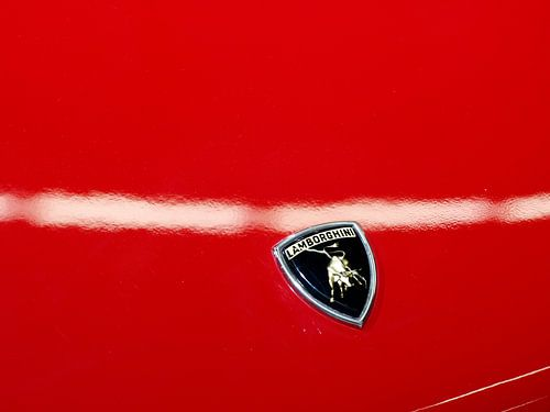 Lamborghini logo van Thijs Schouten