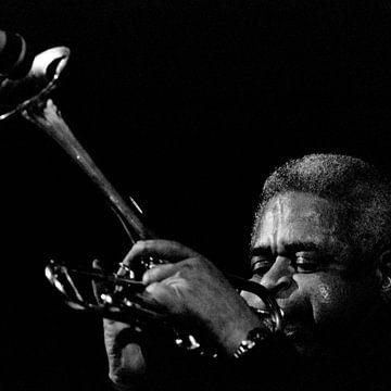 Dizzy Gillespie van Paolo Gant