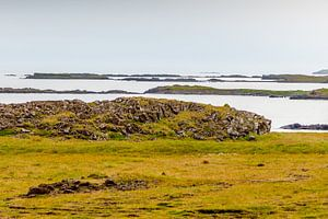 Zeezicht in IJsland