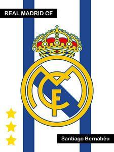 Football Art Real Madrid