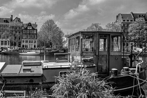 Woonboot Amstel Amsterdam
