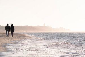 Een wandeling aan de Zeeuwse kust