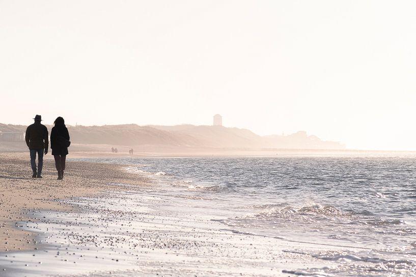 Een wandeling aan de Zeeuwse kust van Thom Brouwer