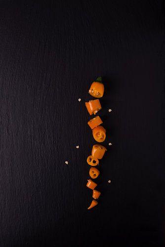 enkele peper 2 van 4