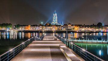 Deventer, Hansestadt Skyline von Jenco van Zalk