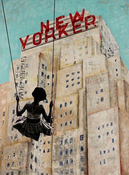 NEW YORKER van db Waterman