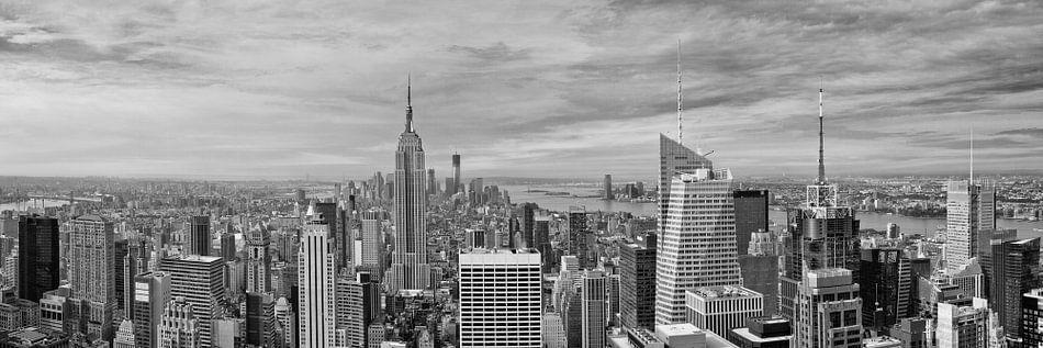 New York City black-white