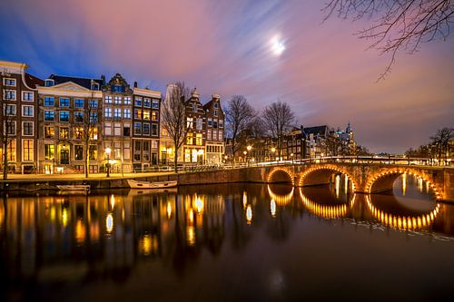 Keizersgracht Gevels, Amsterdam