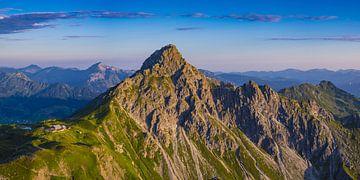 Fiderepasshütte, Allgäuer Alpen von Walter G. Allgöwer
