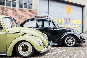 Volkswagen Beetle van