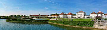 Kasteel Nymphenburg van Leopold Brix