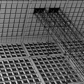 Parijs, La Grande Arche van Bert Bouwmeester