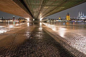 Inondation à Cologne 2021#2 sur Stefan Havadi-Nagy