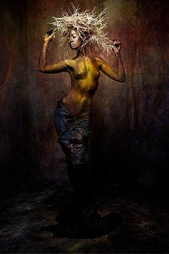 Skulpturaler Akt-1 von Bodo Gebhardt