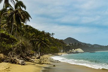 Caribisch paradijs Tayrona